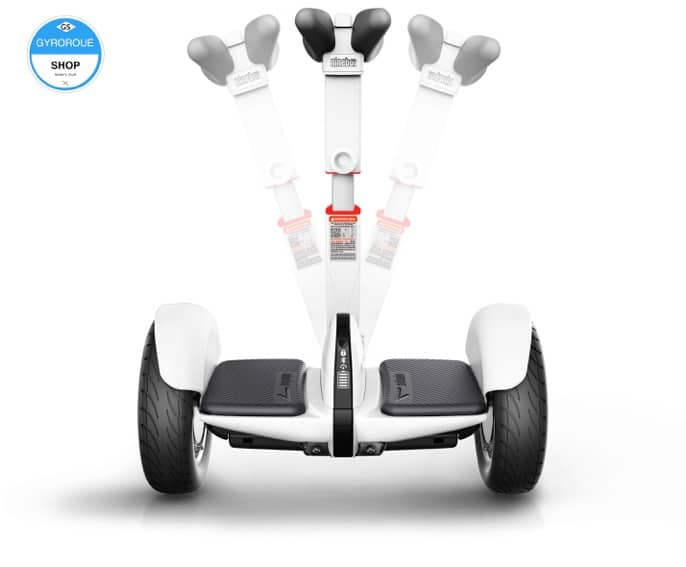 gyropode ninebot mini pro by segway pas cher i gyroroue shop. Black Bedroom Furniture Sets. Home Design Ideas