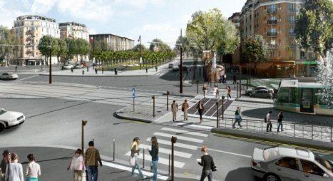 metro Porte Dorée