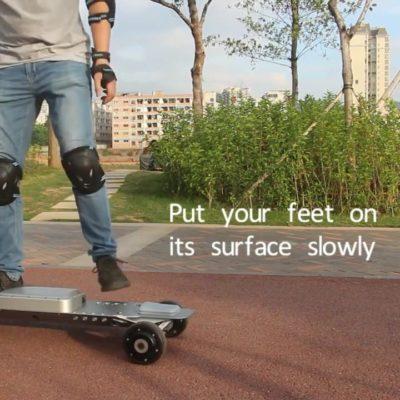 e-skate gotway moonwalk