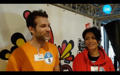 Interview Le Mobiliste au Festival «RoueLibre»