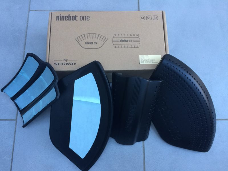 pad de protection ninebot S2