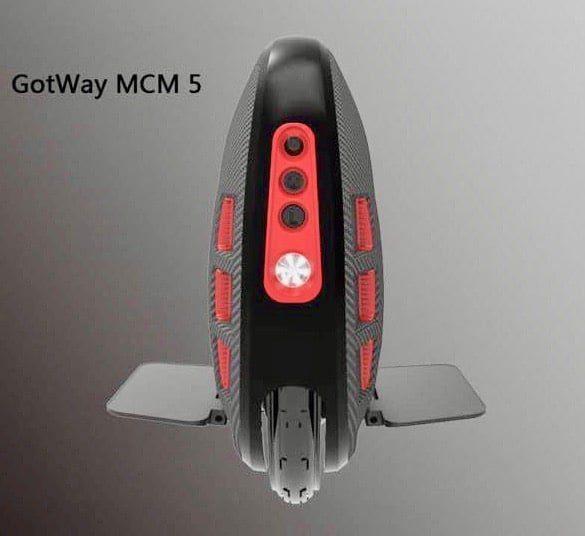 GOTWAY MCM5 LIGHT 1