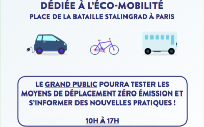 Journée De Sensibilisation Dédiée à L'éco-Mobilité avec Gyroroue Shop