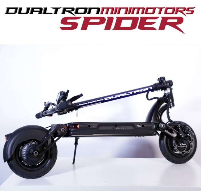 trottinette adulte dualtron spider
