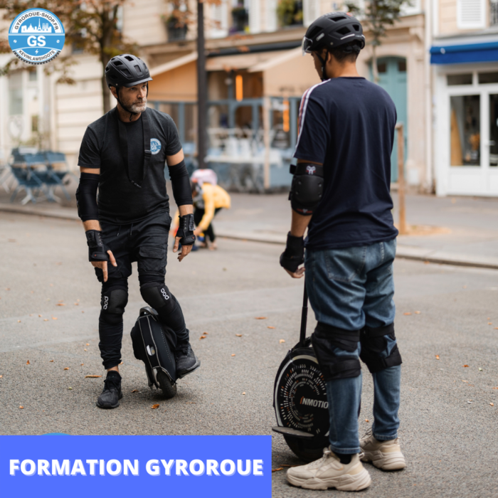 Formation gyroroue d'une heure