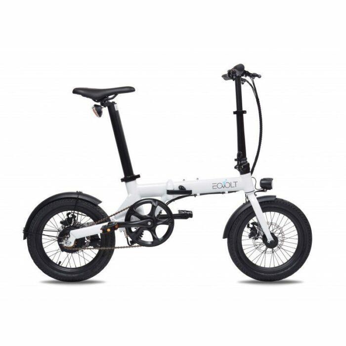 vélo électrique pliant et leger eovolt