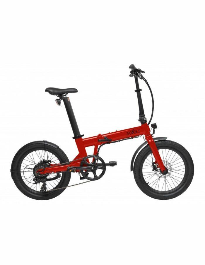 vélo electrique pliant avec grand autonomie 2O0 pouces