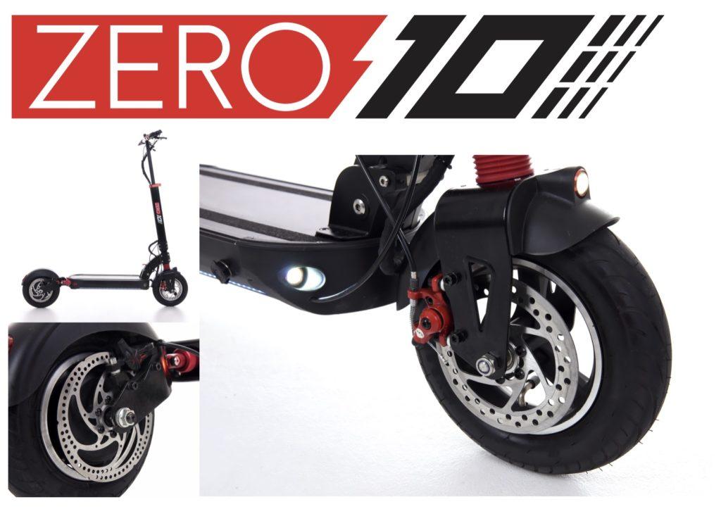 patinette électrique Zero 10
