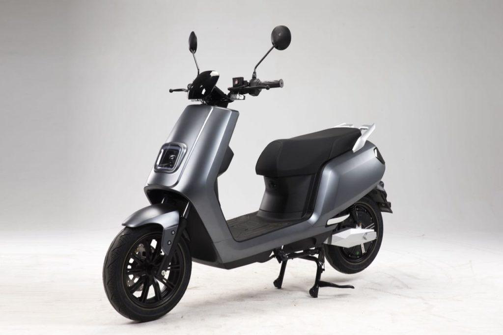 scooter électrique LVE S5 gris