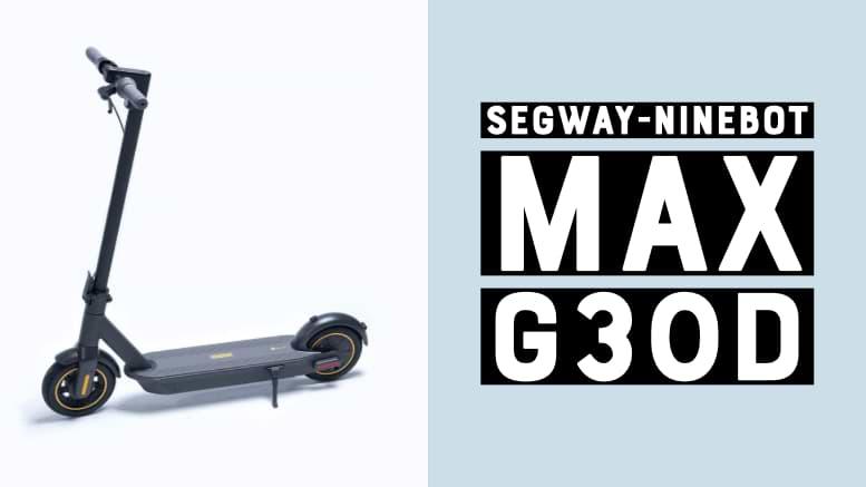 ninebot segway max