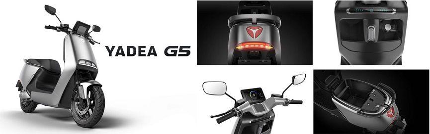 yadea G5 pro