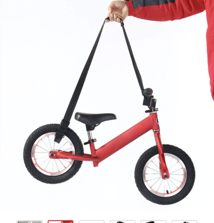SANGLE DE TRANSPORT XIAOMI M365 & TROTTINETTE ELECTRIQUE 2