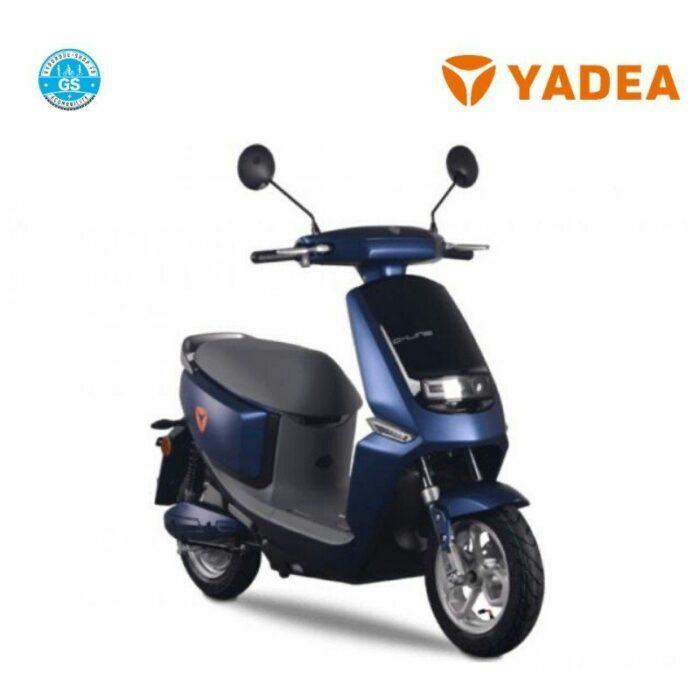 scooter yadea c line bleu