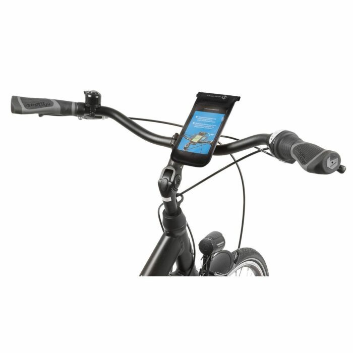 PORTE TELEPHONE TROTTINETTE VELO Mwave Black Bay 3