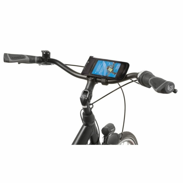 PORTE TELEPHONE TROTTINETTE VELO Mwave Black Bay 4
