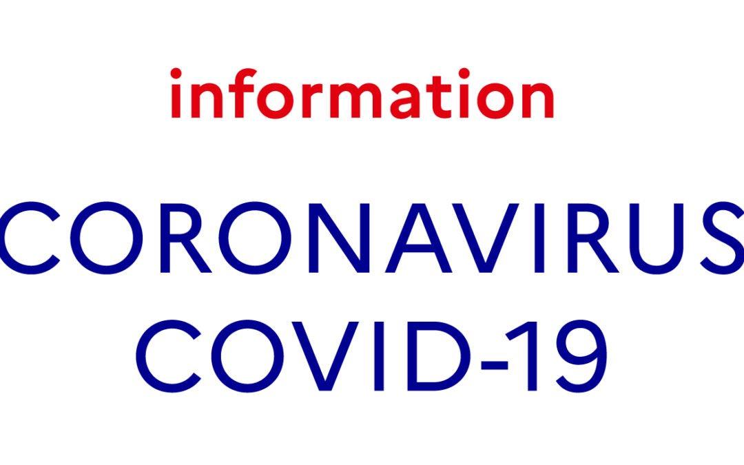 COVID-19 – GYROROUE SHOP SE MOBILISE
