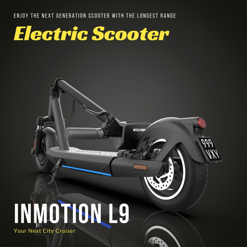 Inmotion L9 pliable