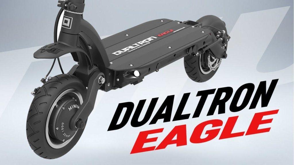 trottinette dualtron eagle pro puissante 3600W