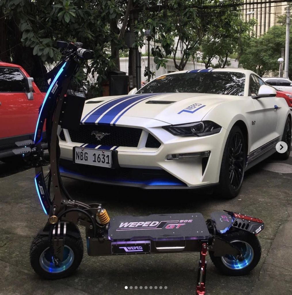 WEPED GTS 2