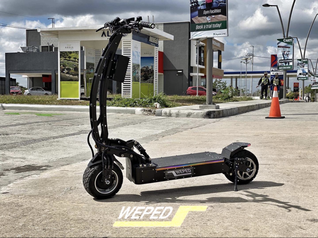 WEPED SS 4