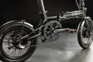 vélo pliant électrique léger