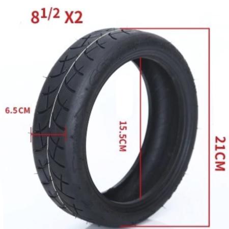 pneu 8.5 X2 CST dualtron mini, leger