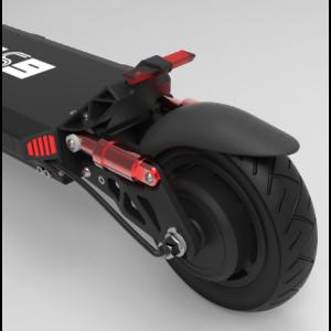 trottinette électrique avec suspension