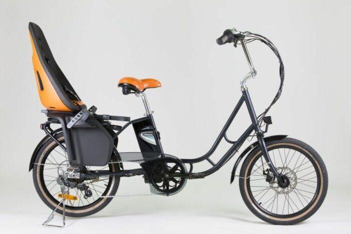 vélo de famille électrique mamachari