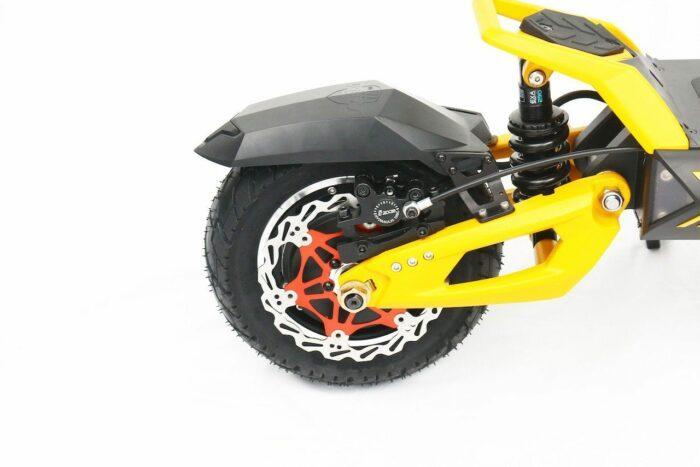 trottinette electrque  vsett 10 plus frein a disque