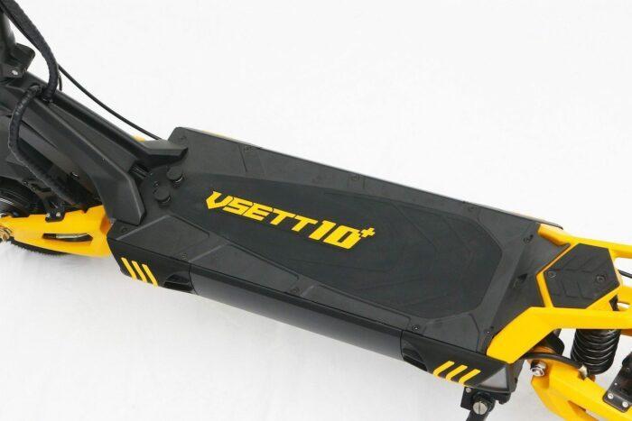 Plateau trottinette electrque  vsett 10 plus 2x 1400W 60V