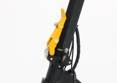 trottinette electrque  vsett 10 plus  systeme de pliage 2x 1400W 60V