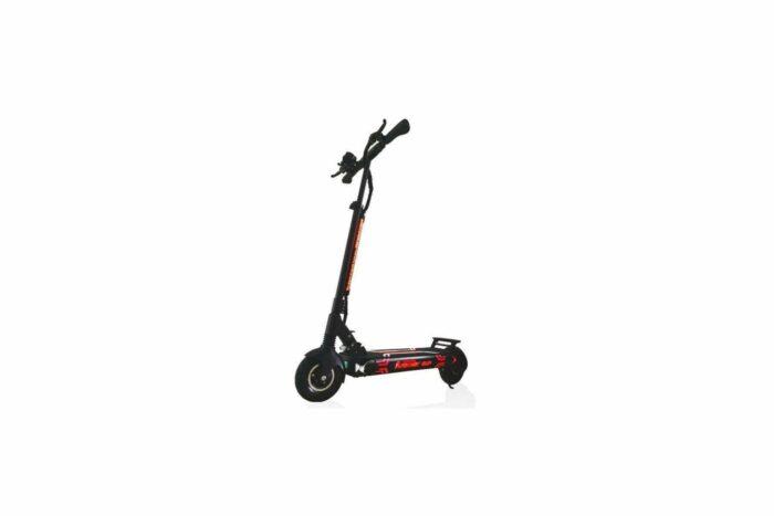 nouvelle trottinette electrique  minimotors futecher gun pro