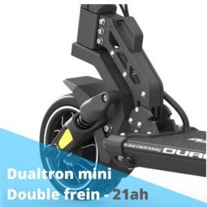 trottinette dualtron mini 21ah