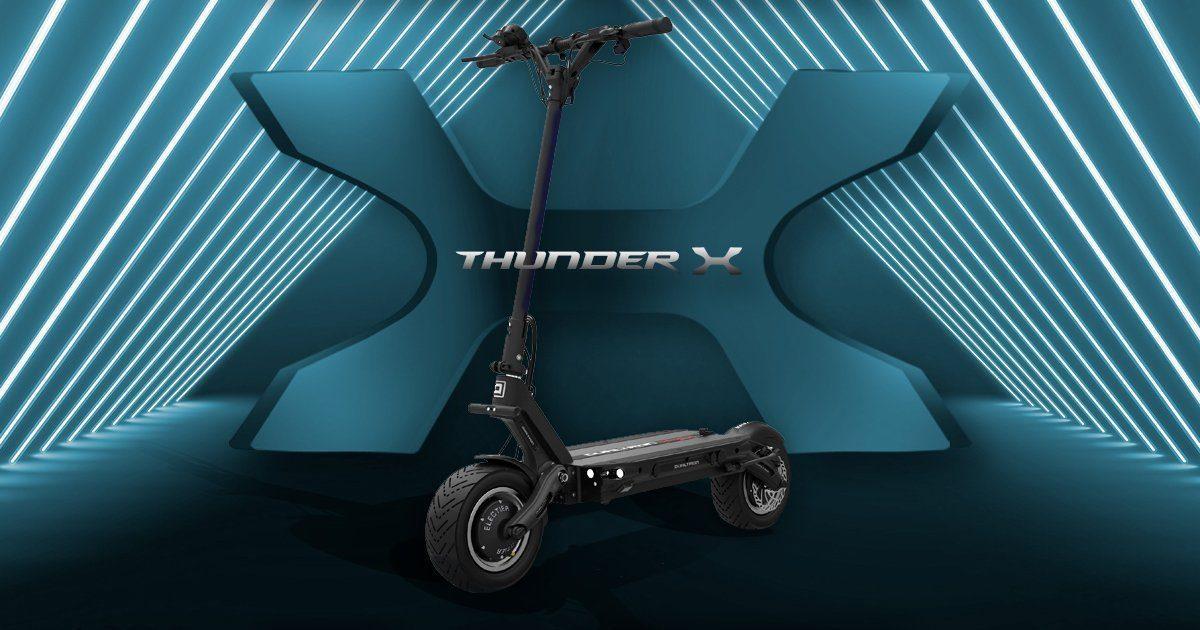 trottinette dualtron thunder x 50A 6750W