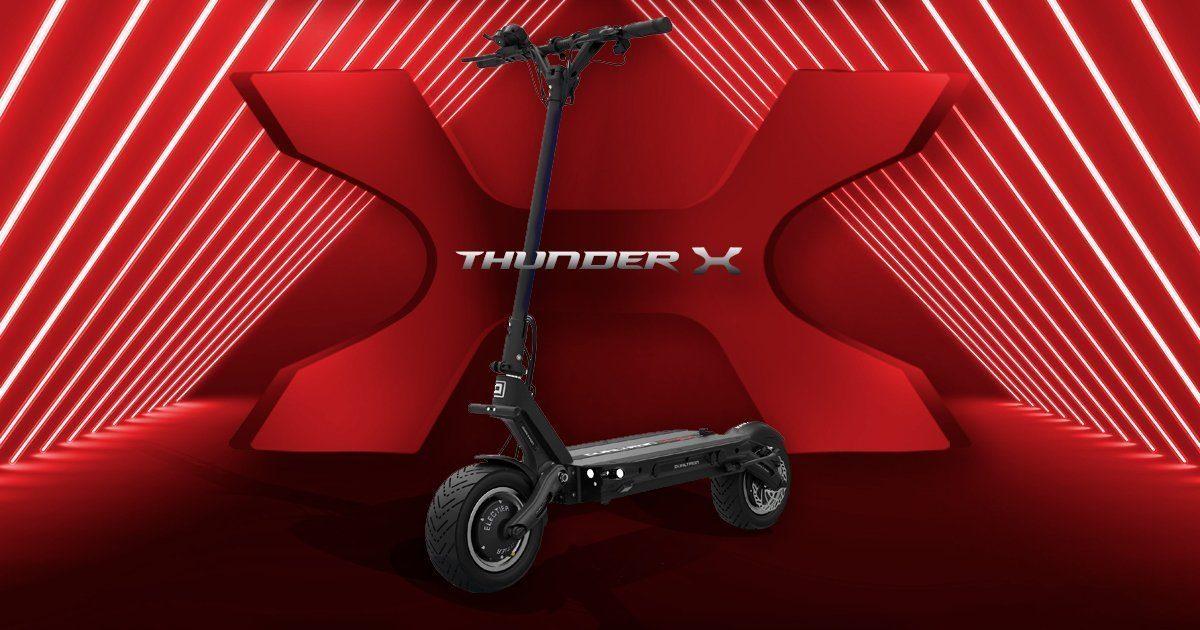 dualtron thunder X