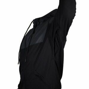 Veste Armored noir poches zippées